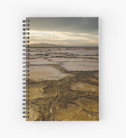 Salt lake Spiral Notebook