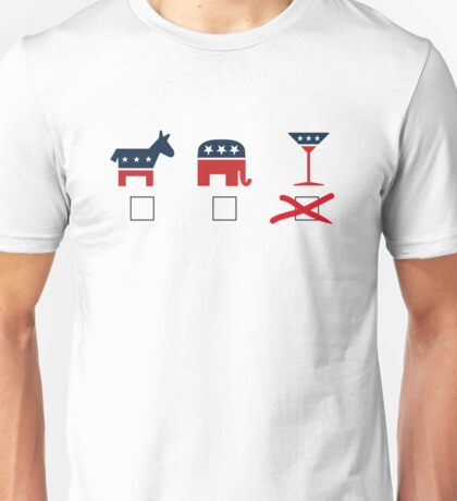 Cocktail Party Unisex T-Shirt
