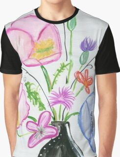 Spring Breezy Graphic T-Shirt