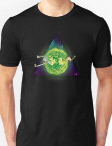 Wormhole!! Unisex T-Shirt