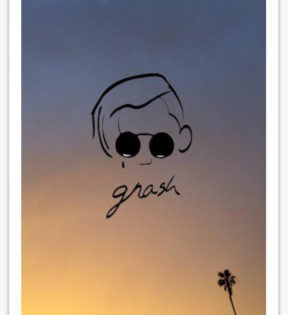 gnash Sticker
