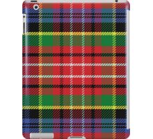 Caledonia Scottish tartan iPad Case/Skin