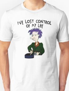 I've Lost Control Of My Life - Rugrats T-Shirt