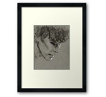 The Empty Hearse Framed Print