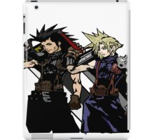 My Living Legacy: Zack Fair and Cloud Strife iPad Case/Skin
