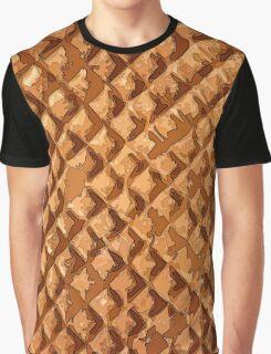Gaufres de Liège Graphic T-Shirt