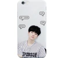 BTS Suga iPhone Case/Skin