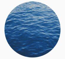 Deep Blue One Piece - Short Sleeve