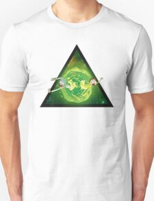 Wormhole!! 3. Unisex T-Shirt