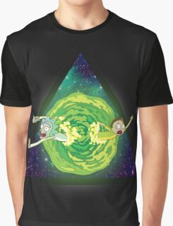 Wormhole!! 4. Graphic T-Shirt