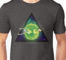 Wormhole!! 4. Unisex T-Shirt