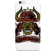 Great Khans - fallout new vegas iPhone Case/Skin