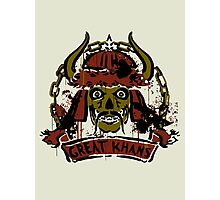 Great Khans - fallout new vegas Photographic Print