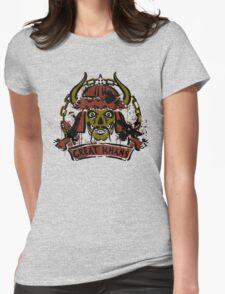 Great Khans - fallout new vegas Womens Fitted T-Shirt