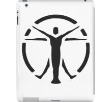 The Institute (black logo) - Fallout 4 iPad Case/Skin