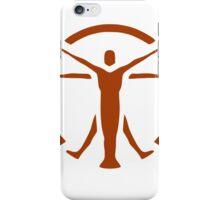 The Institute (orange logo) - Fallout 4 iPhone Case/Skin