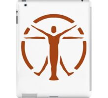 The Institute (orange logo) - Fallout 4 iPad Case/Skin