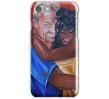 Spicy - Interracial Lovers Series iPhone Case/Skin