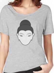 Minimal Buddha Women's Relaxed Fit T-Shirt
