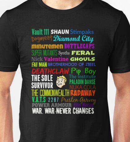 Wasteland Words... Unisex T-Shirt