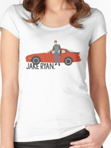 Sixteen Candles - Jake Ryan Women's Fitted Scoop T-Shirt