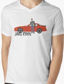 Sixteen Candles - Jake Ryan Mens V-Neck T-Shirt
