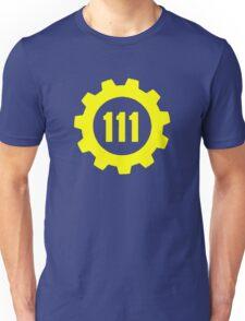Vault 111 - Emblem Unisex T-Shirt