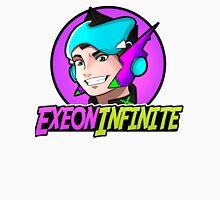 ExeonInfinite Avatar (With Name) - Inspired by Megaman / Neon Genesis Evangelion Unisex T-Shirt