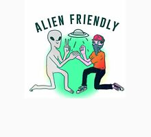 Alien Friendly Classic T-Shirt