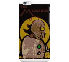 The Mechanist (Full Cover 2) iPhone Case/Skin