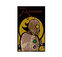 The Mechanist (Full Cover 2) Photographic Print