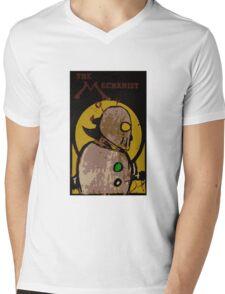 The Mechanist (Full Cover 2) Mens V-Neck T-Shirt