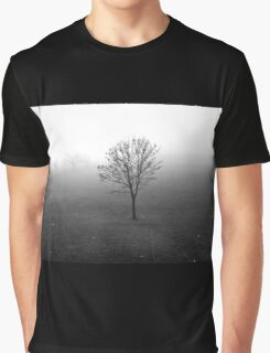 The Misty Tree Graphic T-Shirt