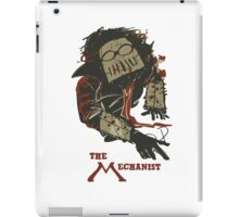 The Mechanist  - Fallout 4 iPad Case/Skin