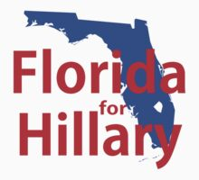 Florida for Hillary One Piece - Short Sleeve