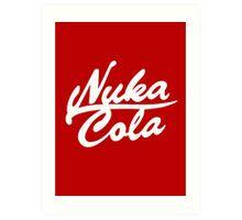 Nuka Cola - Original! Art Print