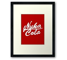 Nuka Cola - Original! Framed Print