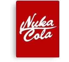 Nuka Cola - Original! Canvas Print