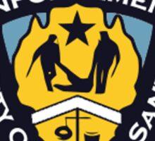 Los Santos Police Department Sticker