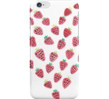 Strawberry Heart iPhone Case/Skin