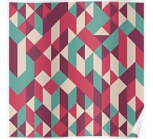 Abstract Geometry 10 Poster