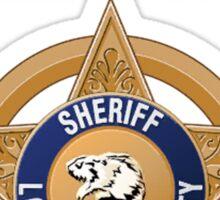 Los Santos County Sheriff Sticker