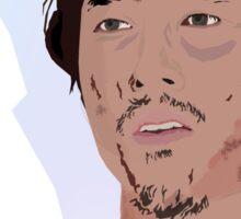 Glenn Rhee, The Walking Dead - Pizza Boy Sticker