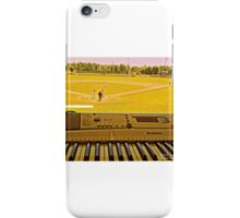 Baseball Organ iPhone Case/Skin