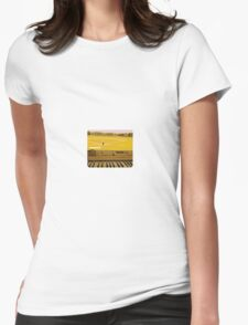 Baseball Organ Womens Fitted T-Shirt