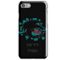 Night fury Dragon iPhone Case/Skin