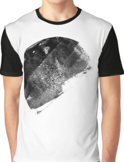 Painted Moon Graphic T-Shirt