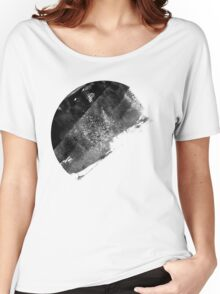 Painted Moon Women's Relaxed Fit T-Shirt