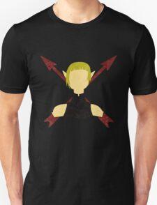 Plus Arrows Unisex T-Shirt