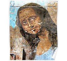 Urban Mona Lisa Poster